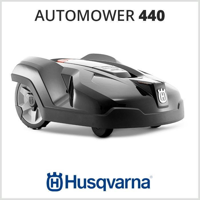 Robot tagliaerba HUSQVARNA AUTOMOWER 440