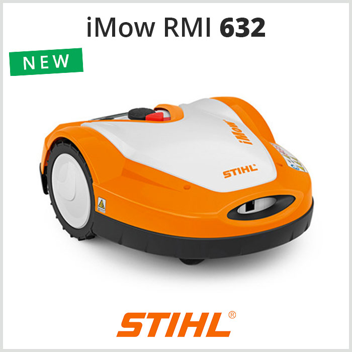 Robot tagliaerba Stihl iMow RMI 632